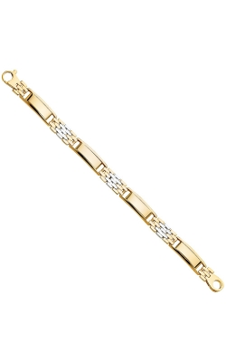 14K 2T Men's Bracelet – 8″ product image