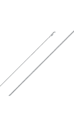 14KW 1.3 mm Flat Open Wheat Chain – 16″ product image